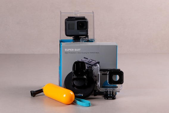 Go Pro Hero 5 Black Edition - Produto Original
