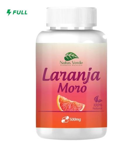 Morosil Laranja Moro Vitamina C - 100 Caps 500mg - Emagreça