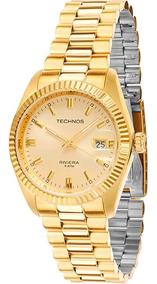 Relógio Technos Riviera Masculino 2115ef/4x
