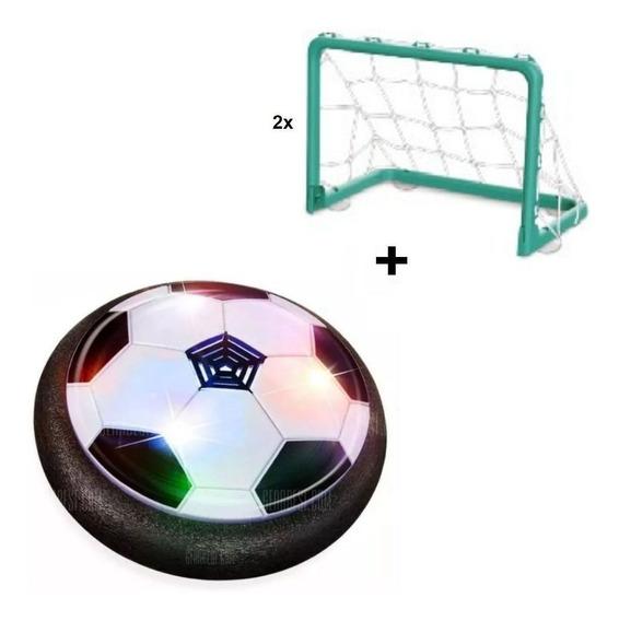 Futebol Infantil Bola Flutuante C/ Trave S/ Barulho P/ Apto