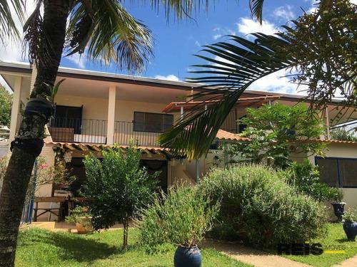 Chácara Com 8 Dormitórios À Venda, 2460 M² Por R$ 1.100.000 - Residencial Alvorada - Araçoiaba Da Serra/sp - Ch0104