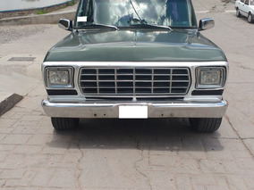 Pongo A La Venta Ford Pick Up 1976 Con Parrilla Del 79
