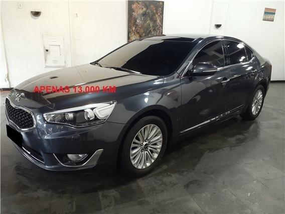 Kia Cadenza 3.5 V6 24v Gasolina 4p Automático