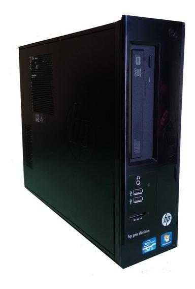 Computador Hp 3410 Intel I3 8gb Wifi Hd 1tb Windows 7