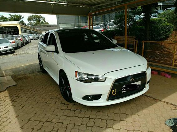 Mitsubishi Lancer 2.0 Gt Cvt 4p 2012