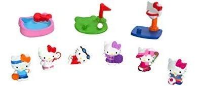 Muñecas Y Accesorios,juguete Blip Squinkies Hello Kitty ..