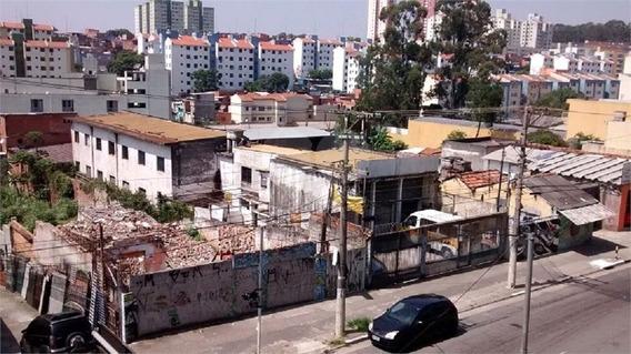 Terreno Para Fins Residenciais Ou Comerciais Para Venda Ou Locação, Sacomã, São Paulo - 273-im395926