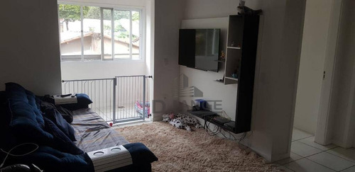 Imagem 1 de 12 de Apartamento À Venda, 60 M² Por R$ 270.000,00 - Recanto Santa Catarina - Paulínia/sp - Ap17801