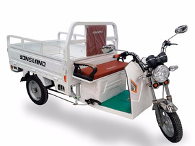 Motocarro Electrico 100%, Marca Yonsland Libre De Gasolina