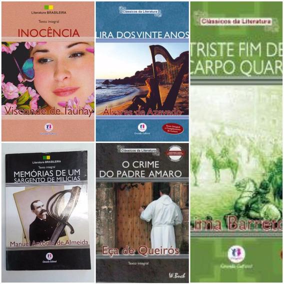Coletânea Clássicos Da Literatura