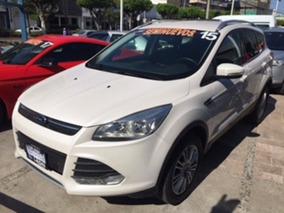 Ford Escape Trend Advance Ecoboost 2015 Seminuevos