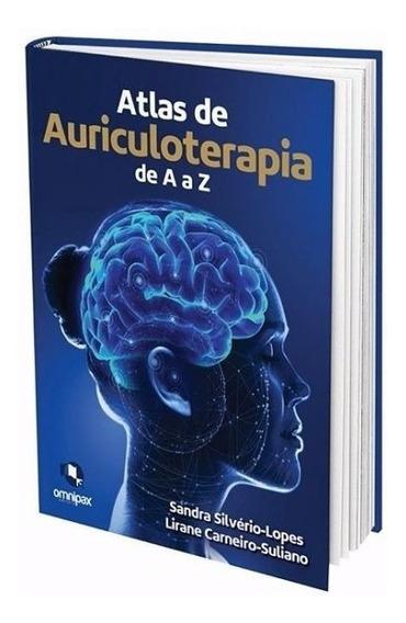 Livro - Atlas De Auriculoterapia De A A Z