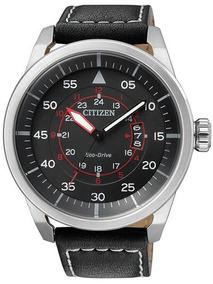 Relógio Citizen Eco-drive Aviator Aw1360-04e
