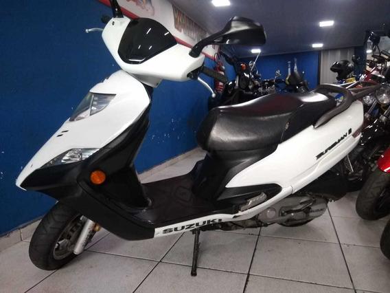 Suzuki Burgman 125 2013 Linda Ent 900 12 X 544 Rainha Motos