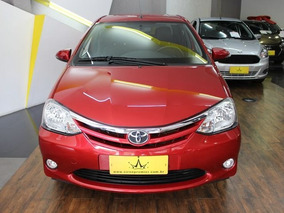 Toyota Etios Sedan Xls 1.5 16v Flex, Iuy5680