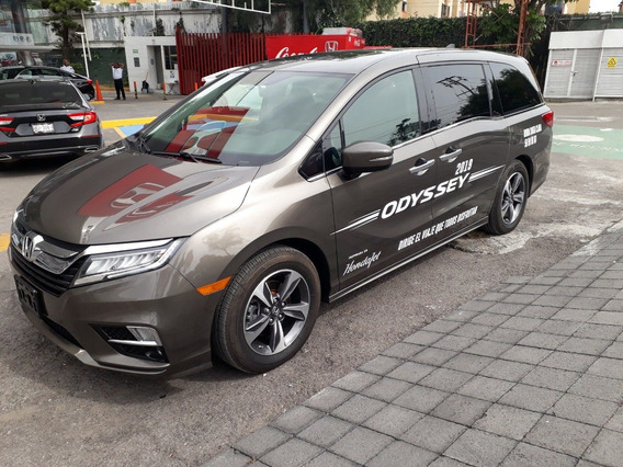 Honda Odyssey Touring Demo