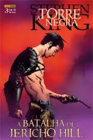 Nº 3 Torre Negra - A Batalha De Jericho Stephen King