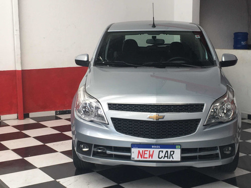 Chevrolet/agile Ltz