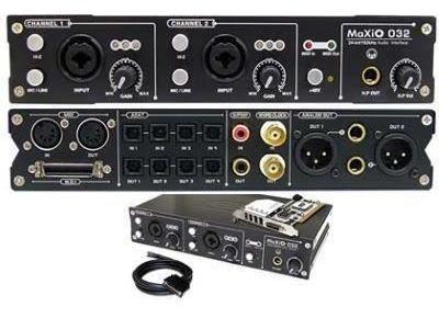 Interface Esi Maxio 032
