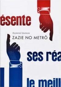 Zazie No Metro Raymond Queneau