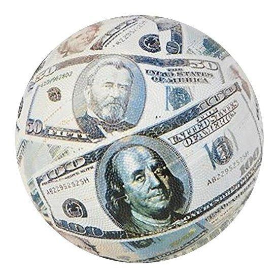 Rhode Island Novelty 7 Money Mini Basketball Basketballs StealStreet SS-RIN-BBMONEY Home
