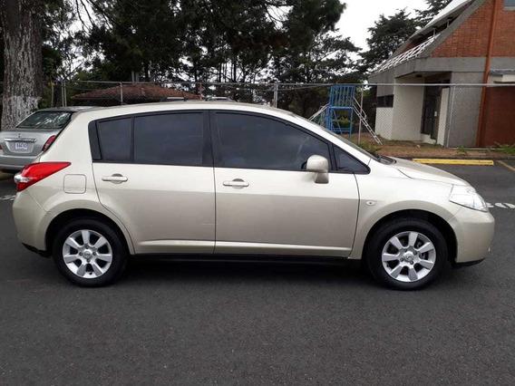 Nissan Tiida 2009 Para Terminar De Estrenar - Ganga