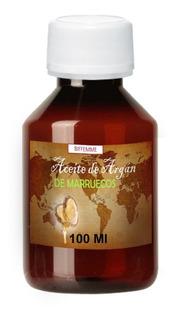 Aceite De Argan Envase De 100 Ml Puro C/ Protocolo Analisis