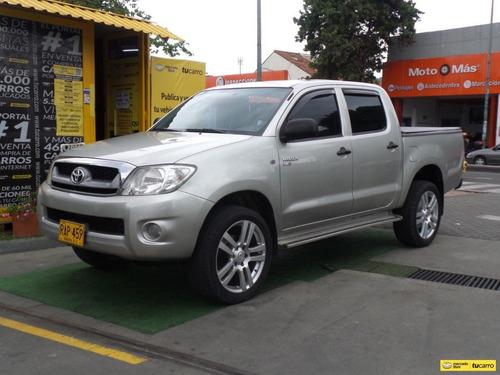 Imagen 1 de 15 de Toyota Hilux  2.5 Imv 4x2