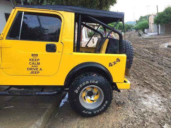 Jeep Willys Modelo 82