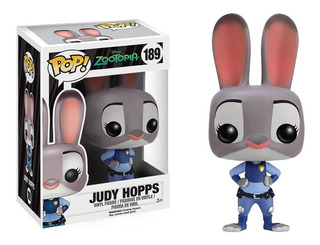 Funko Pop Disney Zootopia Judy Hopps