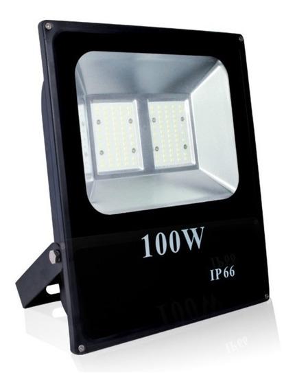 Refletor Led 100w 12v Auto Veicular .
