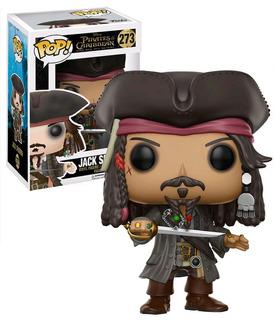 Funko Pop! Jack Sparrow #273 - Zona Oeste - En Stock!