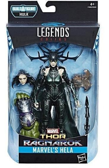 Hela Thor Ragnarok Marvel Legends