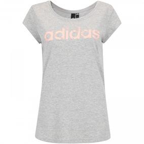 244c8e6cdde Camiseta adidas Feminina Com T - Original