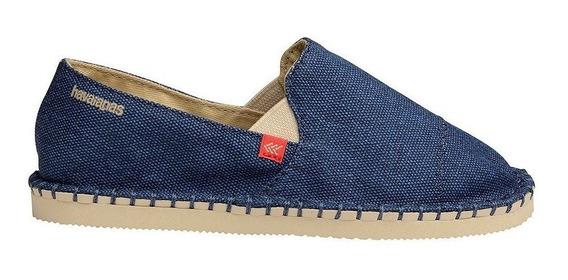 Alpargatas Havaianas Yacht Cal Kids Intantil Jeans