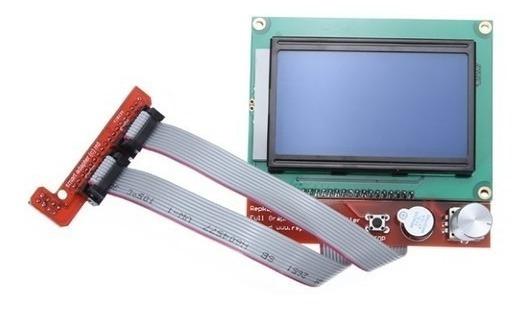 Display Lcd 128x64 Para Impressora 3d