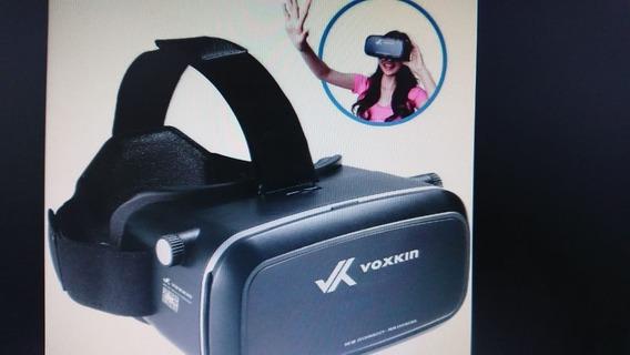 Anteojos 3d, Realidad Virtual 360°, Nuevos. Vhcf