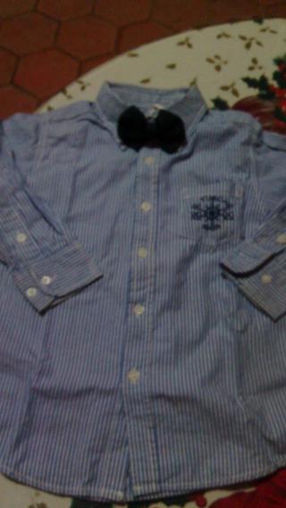 Camisa De Niño Epk Talla 3t /bebe/casual/elegante