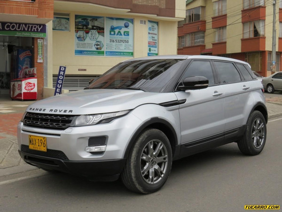 Land Rover Range Rover Evoque Pure Tp 2000cc Turbo