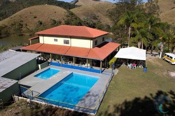 Chácara Com 4 Dormitórios Para Alugar, 31400 M² Por R$ 3.500/mês - Souzas - Monteiro Lobato/sp - Ch0020