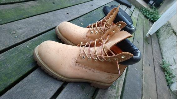 Timberland Yellow Boot 6 Premium - Original Tam. 41 Br