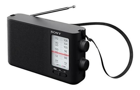 Rádio Sony Icf-19 500mw Am/fm A Pilha - Envio Imediato C/ Nf