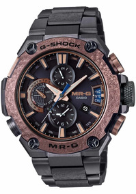 Relogio Casio G-shock Mr-g Basel Limited Edition Titanium