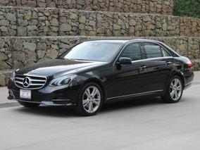 Mercedes Benz Clase E Blindado De Planta