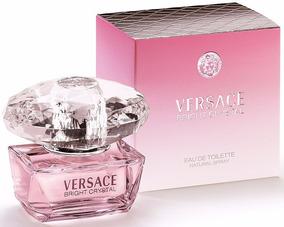 Perfume Bright Crystal -- 90ml -- Versace -- Sellado