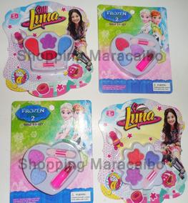 Maquillaje De Soy Luna Frozen Moana Para Niñas * Tienda