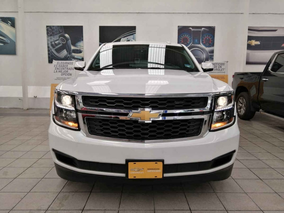 Chevrolet Tahoe 2019 5.4 Lt Piel Cubo At