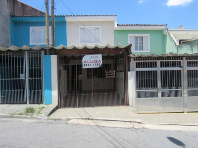 Sobrado Com 2 Dormitórios Para Alugar, 110 M² Por R$ 1.500/mês - Jardim Terezópolis - Guarulhos/sp - So0231