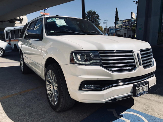 Lincoln Navigator 4x4 2015