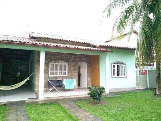 Casa Em Itaipu, Niterói/rj De 0m² 3 Quartos À Venda Por R$ 650.000,00 - Ca215281